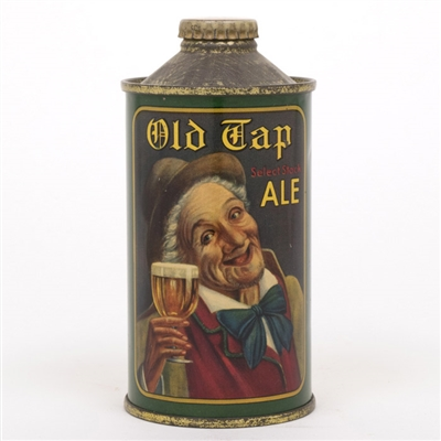 Old Tap Select Stock Ale Cone Top Can
