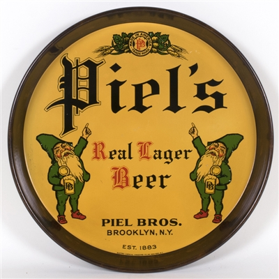 Piels Real Lager Beer Elves Tray