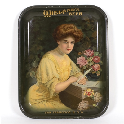 Wielands Beer Serving Tray