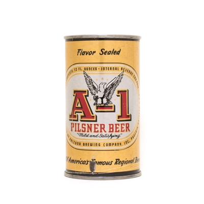 A-1 Pilsner Beer Can 38A
