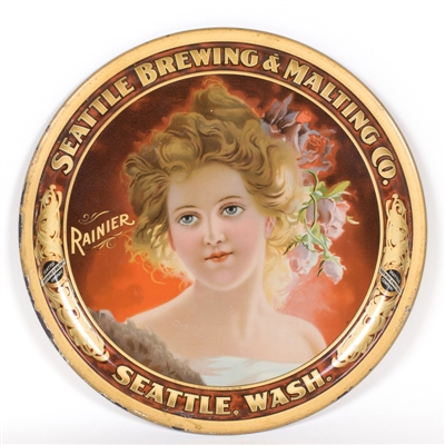 Seattle Brewing Malting Rainier Tray