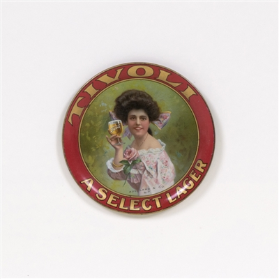 Tivoli Select Lager August Lang Tip Tray