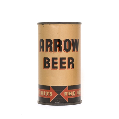 Arrow Beer Can 45