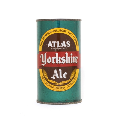 Atlas Yorkshire Ale Can 49