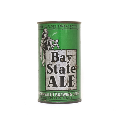 Bay State Ale Can 77