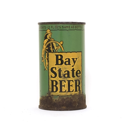 Bay State Beer Can 83