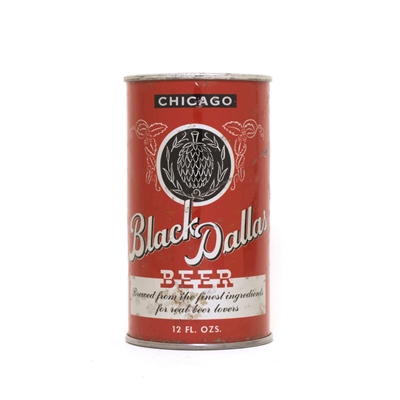 Chicago Black Dallas Can 113