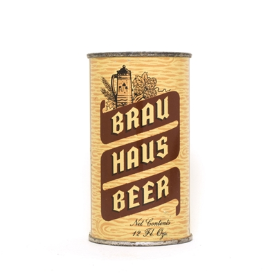 Brau Haus Beer Can 121
