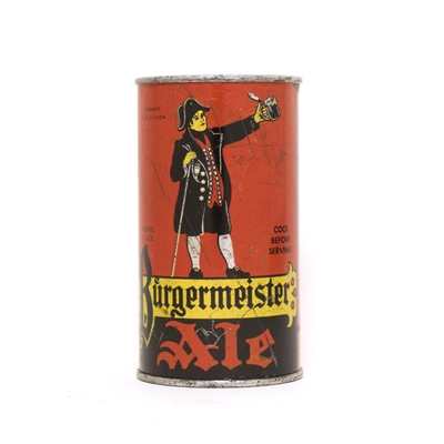 Burgermeister Ale Can 171
