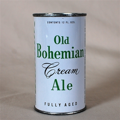 Old Bohemian Cream Ale Flat Top 104-18
