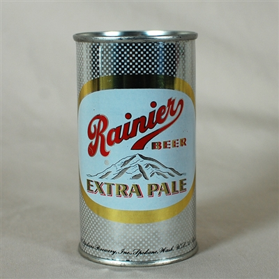 Rainier Extra Pale Beer Flat Top 118-27