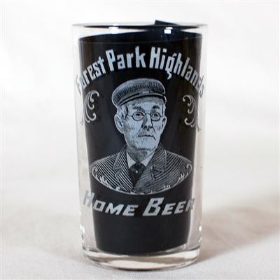Forest Park Highlands Home Beer Glass