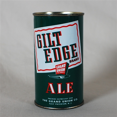 Gilt Edge Ale Flat Top 69-32