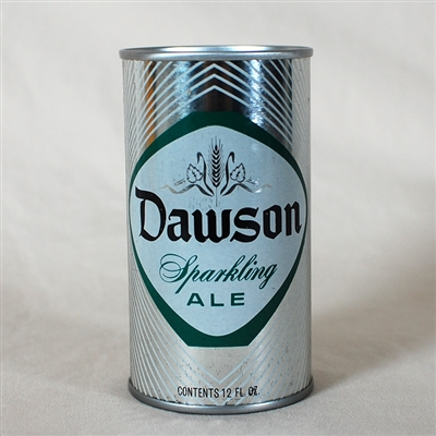 Dawson Sparkling Ale Early Pull Ring