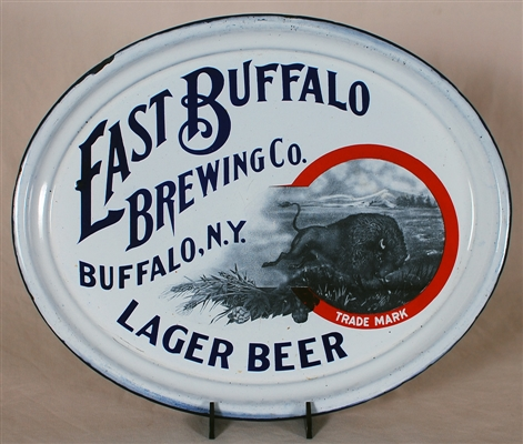 East Buffalo Brewing Lager Beer Tray