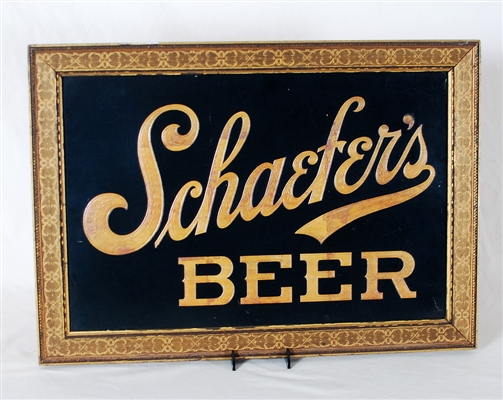 Schaefers Beer Sign