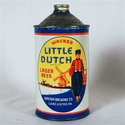 Wacker Little Dutch Lager Quart Cone 220-15