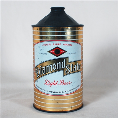 Diamond State Quart Cone ACTUAL 206-17