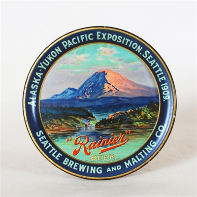 Rainier Beer Tip Tray