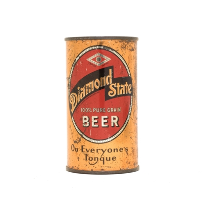 Diamond State Beer Can 194