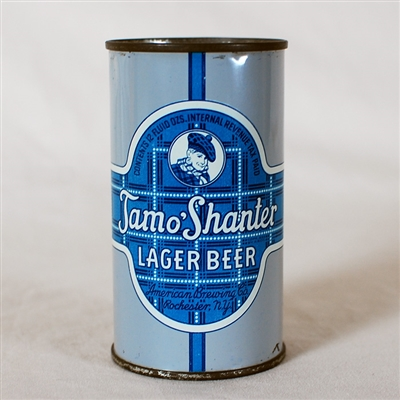 Tamo Shanter Lager Beer Instructional 785