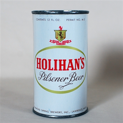 Holihans Pilsener Beer Flat Top 83-2