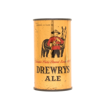 Drewrys Ale Can 198