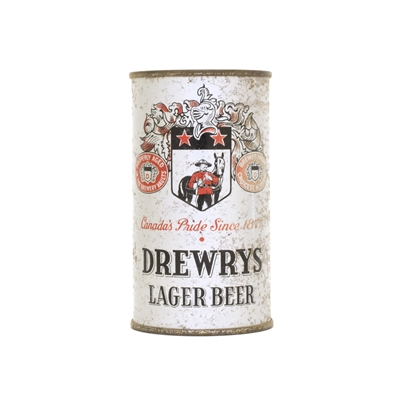 Drewrys Lager Can 200
