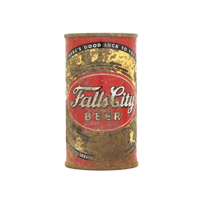 Falls City WITHDRAWN FREE 256