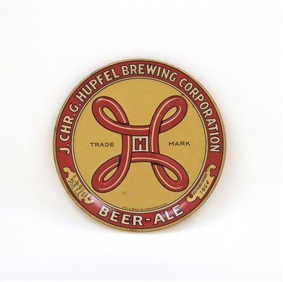 Hupfel Brewing Beer Ale Tip Tray