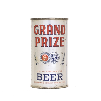 Grand Prize UNDOCUMENTED Can