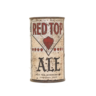 Red Top Ale Can 719