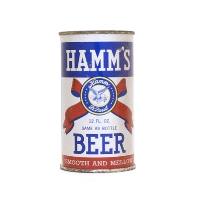 Hamms Beer Can 375