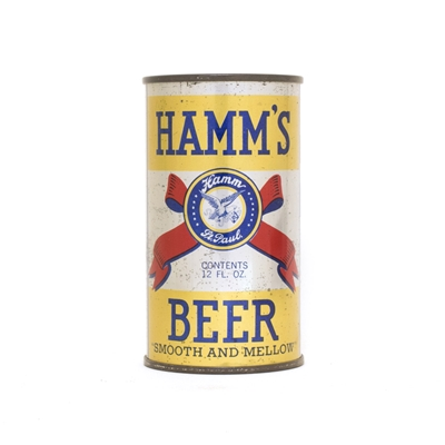 Hamms Beer Can 380
