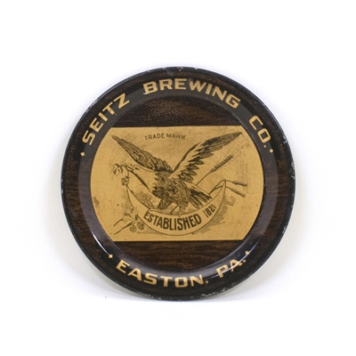 Seitz Brewing Easton PA Eagle Tip Tray