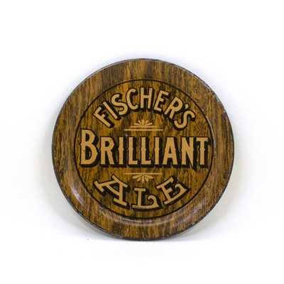 Fischers Brilliant Ale Tip Tray