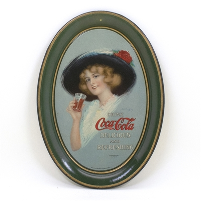 Coca-Cola 1912 Like PTT024 Tip Tray