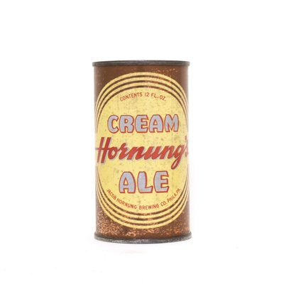 Hornungs Cream Ale Can 417