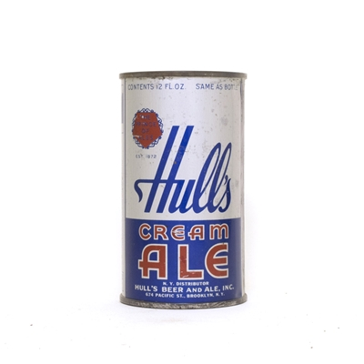 Hulls Cream Ale ACTUAL 431