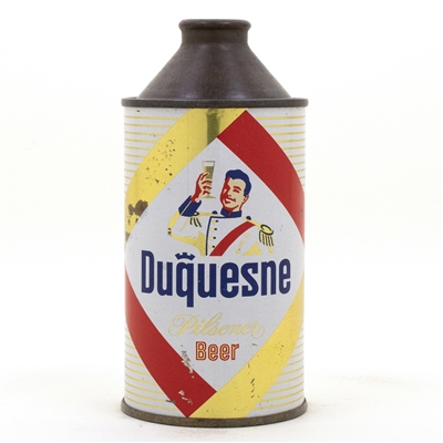 Duquesne Cone Top Beer Can