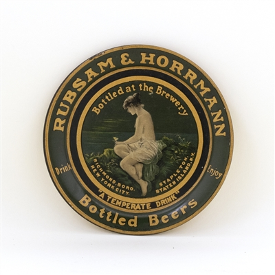 Rubsam & Horrmann Pre-Prohibition Tip Tray