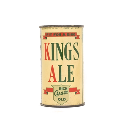 Kings Ale Can 449A