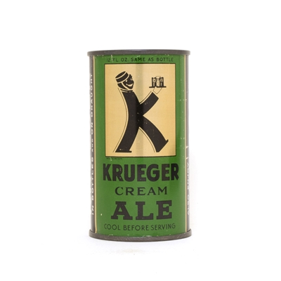 Krueger Cream Ale Can 468