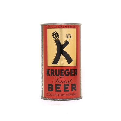 Krueger Finest Beer Can 483
