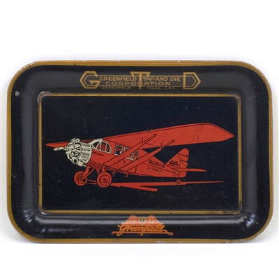 Greenfield Tap Die Airplane Tip Tray