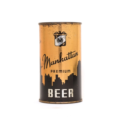 Manhattan Beer Can 515