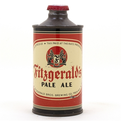 Fitzgerald Pale Ale Cone Top Beer Can