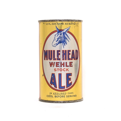 Mule Head Ale LONG OI 540