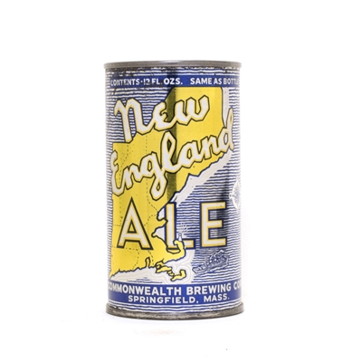 New England Ale Can 578