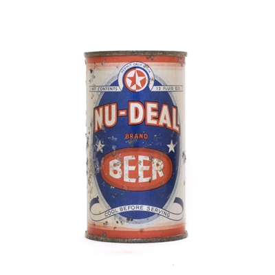 Nu-Deal Beer Can 581